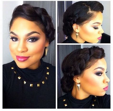 how to do an updo with halo extentions hair makeup and braids on pinterest
