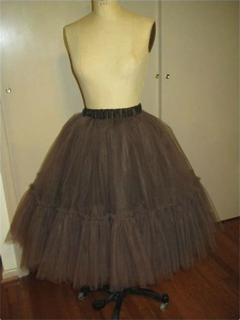 organza petticoat tutorial how to make a tulle skirt or petticoat http www