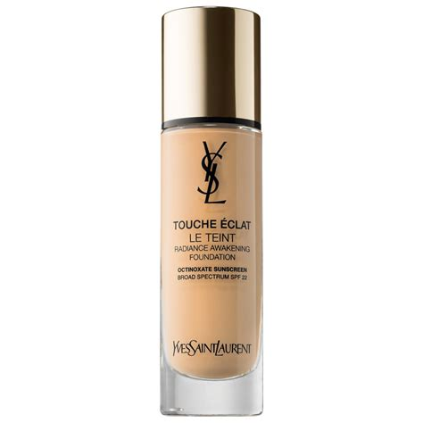 Ysl Touch Foundation by Yves Laurent Touche Eclat Le Teint Radiance