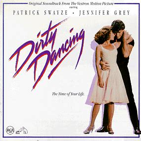 Soundtrack Film Lawas Dirty Dancing | dirty dancing soundtrack 1987