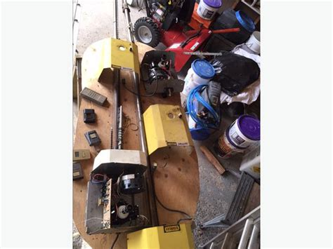 Stanley Garage Door Opener Adjustments Garage Door Openers For Parts Orleans Ottawa Mobile