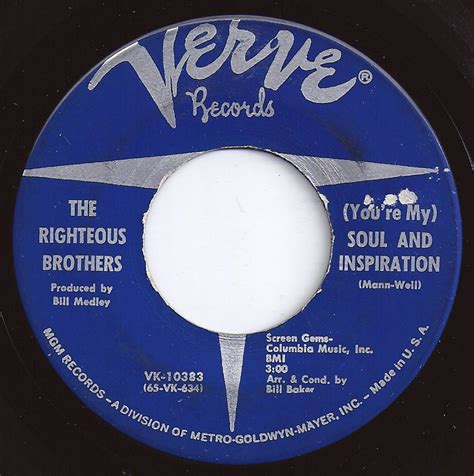 the righteous brothers youre my soul and inspiration 17 best images about 45 rpm vinyl records 1966 on