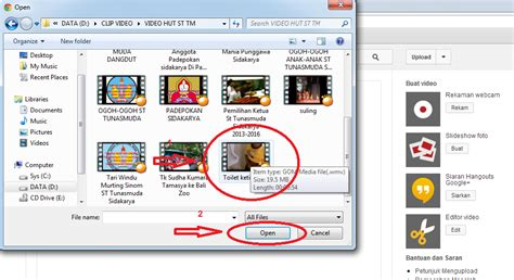 cara upload video di youtube gratis cara mudah upload video di youtube download gratis