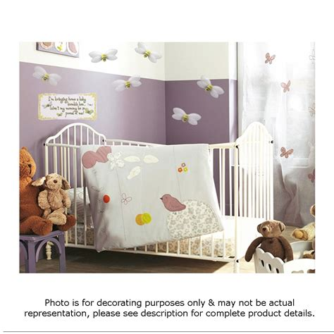 bringing home baby bumblebee quote wall removable vinyl