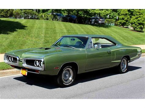 1970 Dodge Bee For Sale by 1970 Dodge Bee For Sale Classiccars Cc 1045444