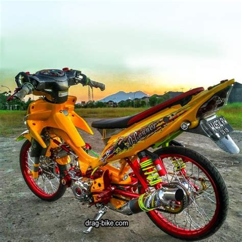 Modifikasi Jupiter Z by Gambar Motor Drag Bike Jupiter Z Automotivegarage Org