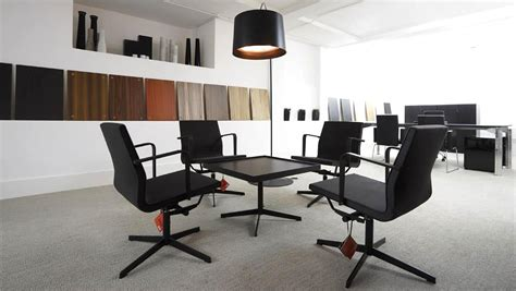 suitable office furniture at bulo showroom uk