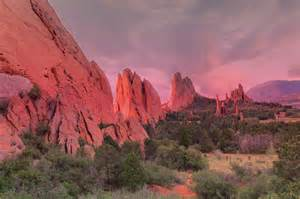 Garden Of God by Garden Of The Gods Shannonmountainman
