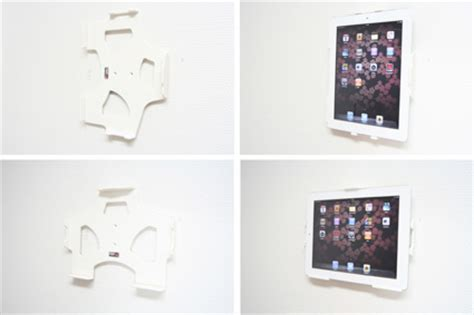 Wall Mba Pdf by Monitor Mount Wall Mount White 215487 Brodit
