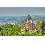 K&246nigswinter  Schloss Drachenburg View On Black