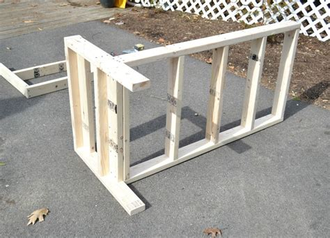 2x4 bench seat plans easiest 2x4 bench plans ever i am a homemaker