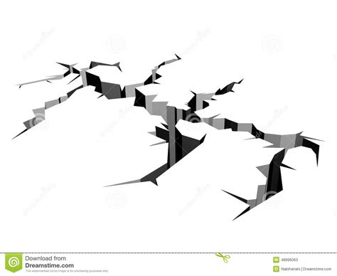 clipart illustrations earthquake stock illustration image 48996063