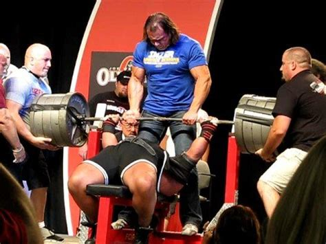 guy benches 500 pounds glenn russo bombs with 1000 lb bench press youtube