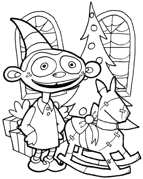 Funny Elf Coloring Pages | funny elf pictures dec 31 2012 09 04 21 picture gallery