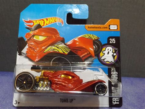 HOT WHEELS TOMB UP 2017 B CASE HW FRIGHT CARS series 2/5