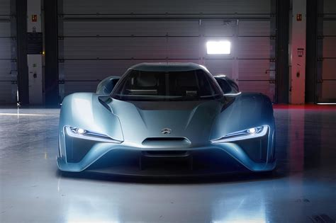 NextEV's NIO EP9 Is the Fastest Electric Car on Earth