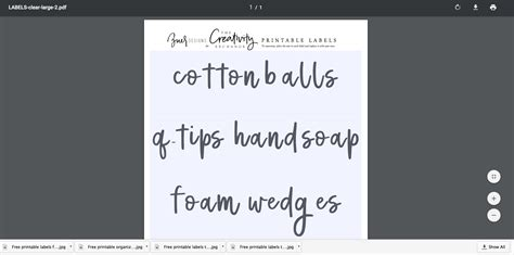 printable labels you can type on free printable labels that you can type in text and edit