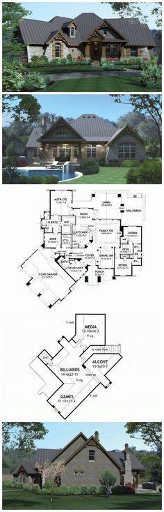 craftman house plans craftsman house plan id chp 46985 coolhouseplans com