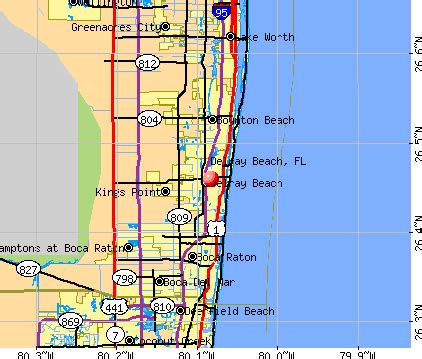 delray florida fl 33484 profile population maps