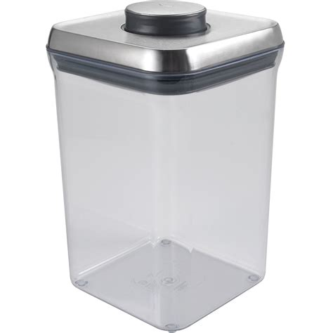 oxo kitchen storage containers oxo stainless steel food container in kitchen canisters