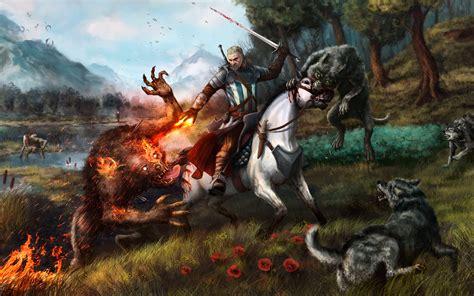 wild hunt witcher 3 werewolf the witcher 3 wild hunt going gold