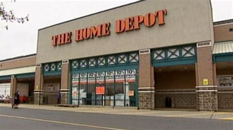 home depot s strong earnings hint at housing rebound