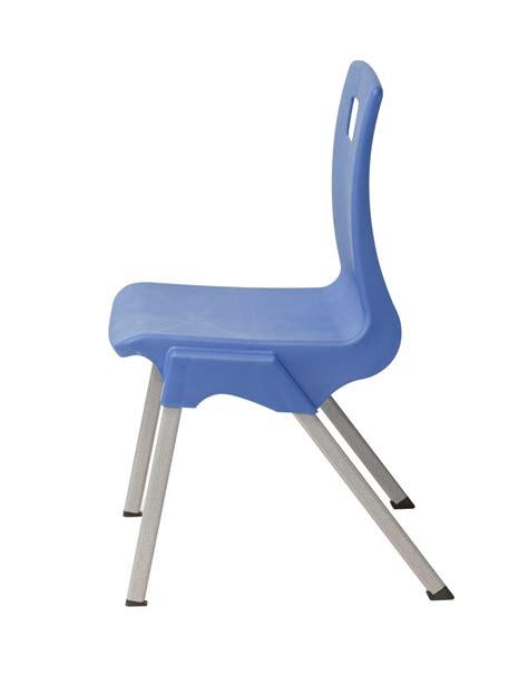 metalliform st5 polyprop stacking classroom chair 121