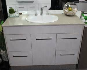 Custom Laminate Vanity Tops Custom Vanity 1200mm With Caesarstone Top Laminate