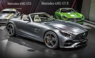 mercedes amg gt c to come as a coupe as well as a
