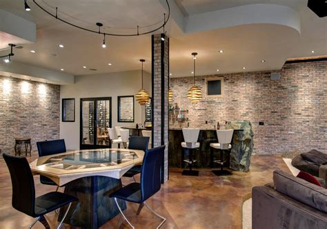 50 Modern Basement Ideas to Prompt Your Own Remodel Home Remodeling Contractors Sebring