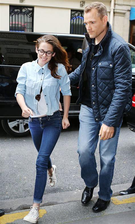 Sepatu Daid Daniel Casual 2 克里斯汀 183 斯图尔特7月3日巴黎街拍 时尚 环球网