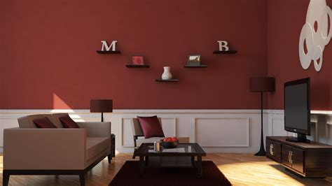 maroon living room with vrayforc4d by masonbutts on deviantart