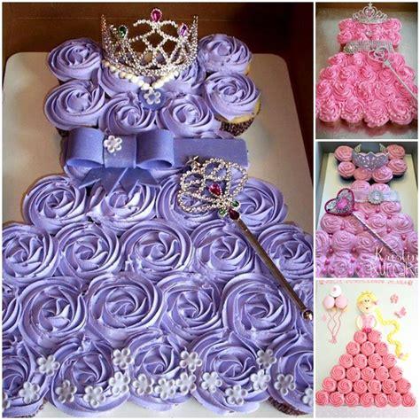 Dress Ribbon Onde Minie Kid how to make cupcake cakes cake ideas