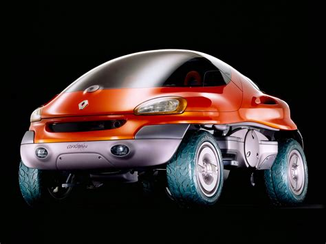 renault concept cars renault racoon concept 1993 old concept cars