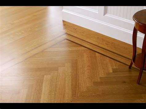 How to Install a Herringbone Floor   This Old House   YouTube