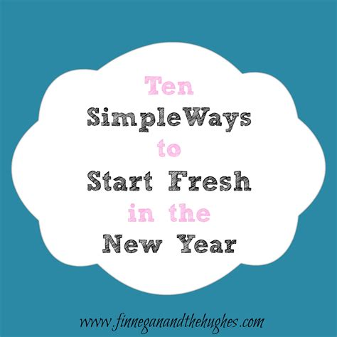 fresh new year fresh new year 28 images fresh start words of wisdom