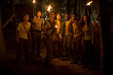 film maze runner sequel the maze runner interview with dylan o brien and james