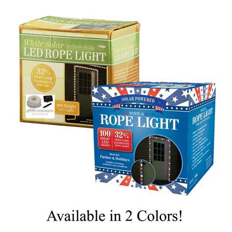 100 led solar lights solar rope lights 100 led by flipo shopflipo