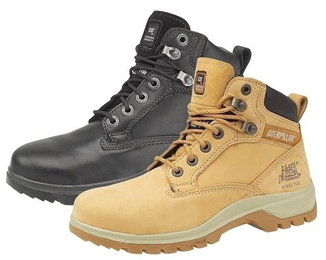 Caterpillar Boots Safety 37 caterpillar kitson safety boots mammothworkwear