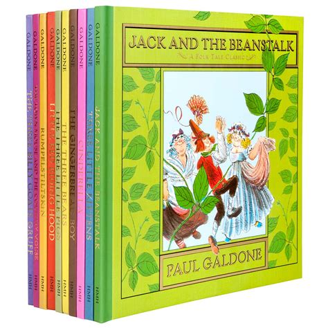 pictures of childrens books paul galdone classic children s books set of 10 juniper