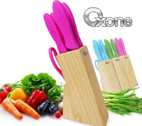 Paket Pisau Oxone promo spesial oxone knife set ox 961 02 dengan rp 108 000 hanya di ogahrugi