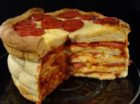 pizza cake images pepperoni pizza cake with yoyomax12