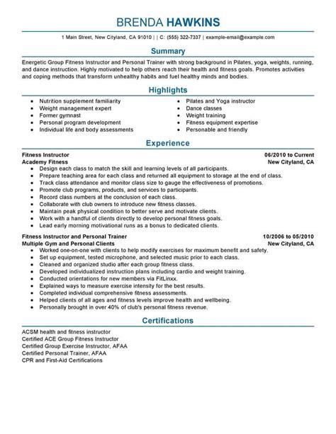 job resume 57 trainer resume sample training skills on resume