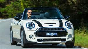Difference Between Mini Cooper S And Mini Cooper 2016 Mini Cooper S Convertible Review Road Test Carsguide