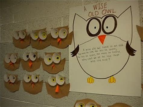 themes in literature wise owl 66 best images about owl bible lesson theme on pinterest