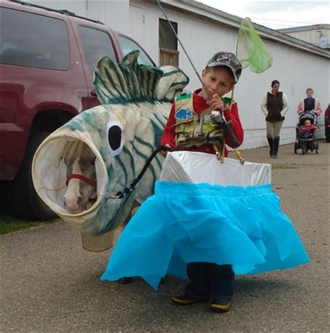 fishing boat costume the good bad and ugly of fishing halloween costumes