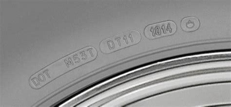 dot date code how to read dot identification bfgoodrich truck tires
