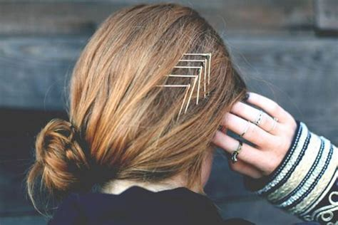 hairstyle ideas using bobby pins the miracle that is bobby pin the fashion medley