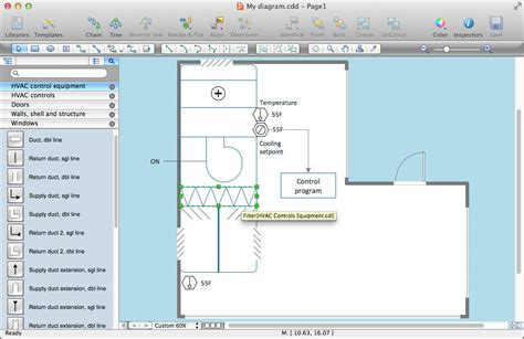 home hvac design software hvac plan home design