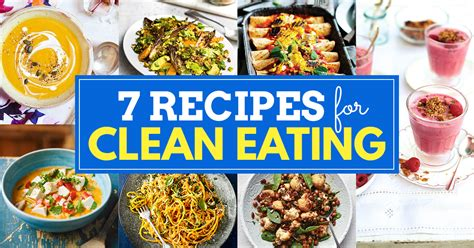 7 Recipes For Cleaners by 7 Recipes For Clean Vegetarian Cooking